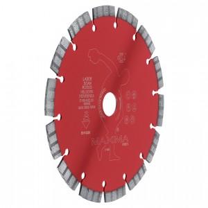 Disco diamantato Maxima Laser Scan Rosso