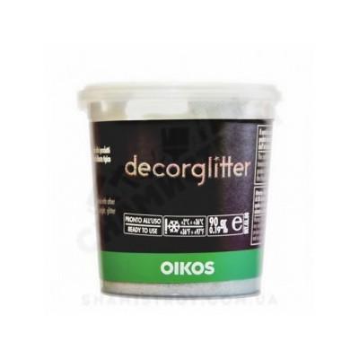 Decorglitter Oikos gr. 90 bronzo