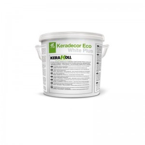 Keradecor eco White Plus Kerakoll bianco