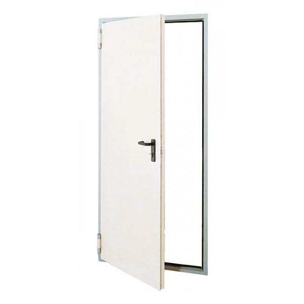 Porta tagliafuoco ninz univer rei 120 reversibile per for Porta rei 120 dwg