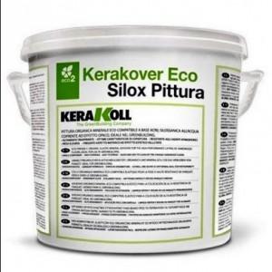Kerakover eco Silox Pittura Kerakoll bianco