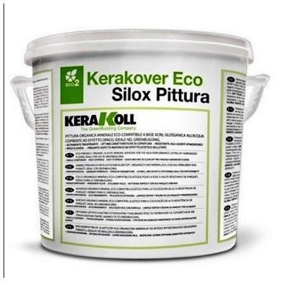 Kerakover Eco Silox Pittura lt 14