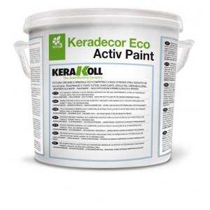 Kerakover eco Activ Paint Kerakoll bianco