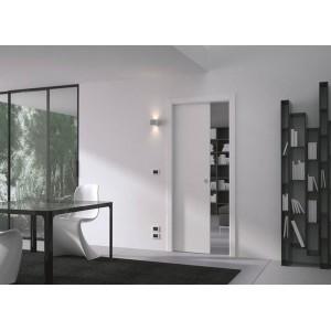 Controtelaio per interni ECLISSE Unico cartongesso sp.100 parete finita