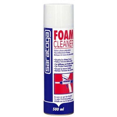 Pulitore per poliuretano Foam cleaner Saratoga 500 ml
