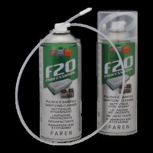 Spray pulente ed igienizzante per climatizzatori F20 ml 400