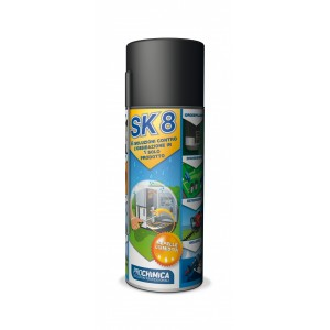 Spray antiossidante idrorepellente SK 8 ml 400