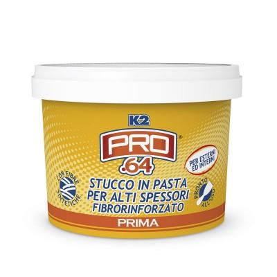 Stucco in pasta K2 PRO alti spessori fibrorinforzato kg.1