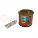 Stucco per legno bicomponente scuro ml 125 + indurente