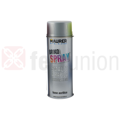 Smalto spray alta temperatura ml 400