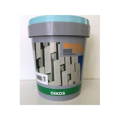 Betoncryll trasparente Oikos lt.1 effetto bagnato