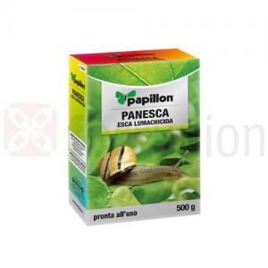 Panesca esca lumachicida Papillon 500 gr