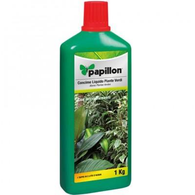Concime liquido piante verdi  Papillon kg. 1