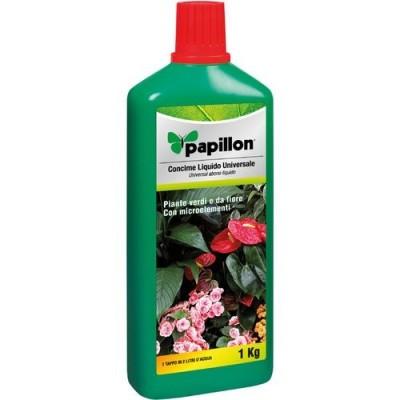 Concime liquido geranei e piante fiorite Papillon kg. 1