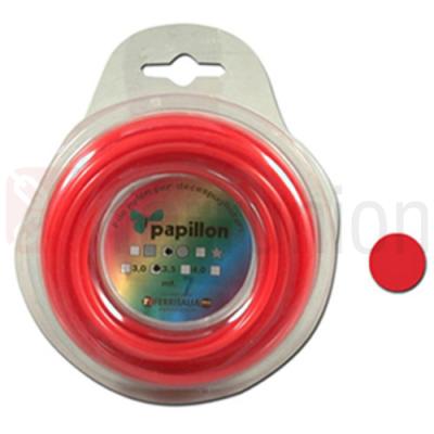 Filo nylon tondo per decespugliatore d. 3,0 mm ml 55