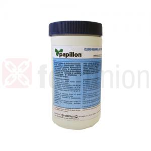 CLORO GRANULARE 56% VELOCE SCIOGL. kg. 1 PAPILLON