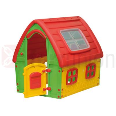 CASETTA GIOCO BIMBI cm 123,5X102,5X121,5 H FAIRY HOUSE