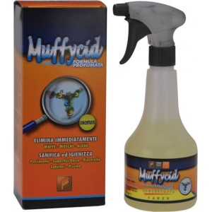 Elimina muffa spray Muffycid Farmicol ml 500