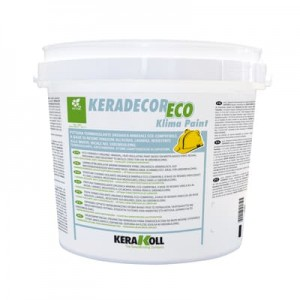 Kerakover eco Klima Paint Kerakoll bianco termoisolante